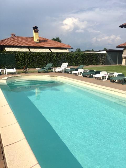 Introvabile appartamento con piscina – Rif. 373